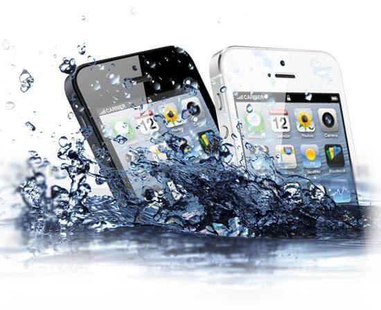 Cellpphone  water damage